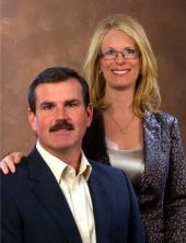 Lori and Dave Sanson